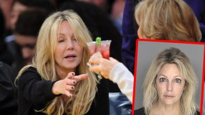 heather locklear booze rehab scandal
