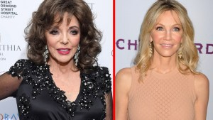 heather locklear joan collins lookalike