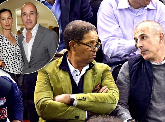 matt lauer affairs cheating divorce today show