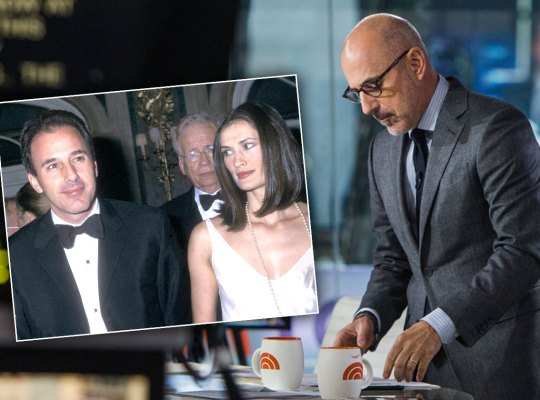 matt lauer marriage divorce sex scandals