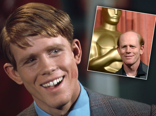 ron howard porn film debut