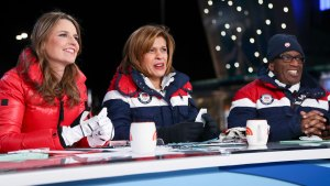 hoda kotb daughter today show olympics