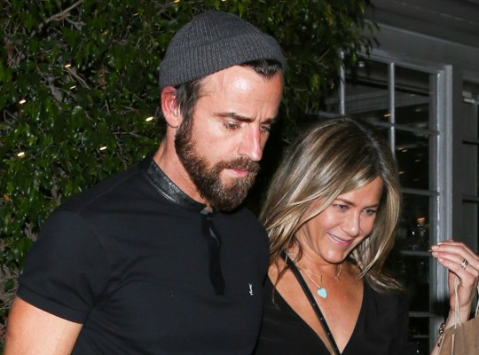 jennifer aniston justin theroux divorce