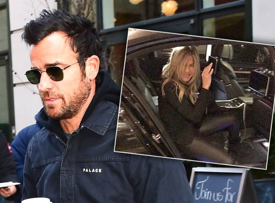 jennifer aniston justin theroux marriage divorce fears