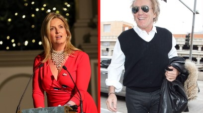 rod stewart cross dress wife clothes