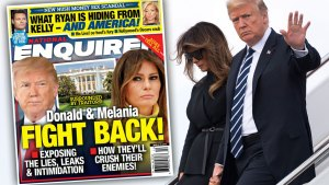 donald trump melania marriage secrets