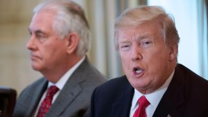 donald trump rex tillerson fired secretary of state