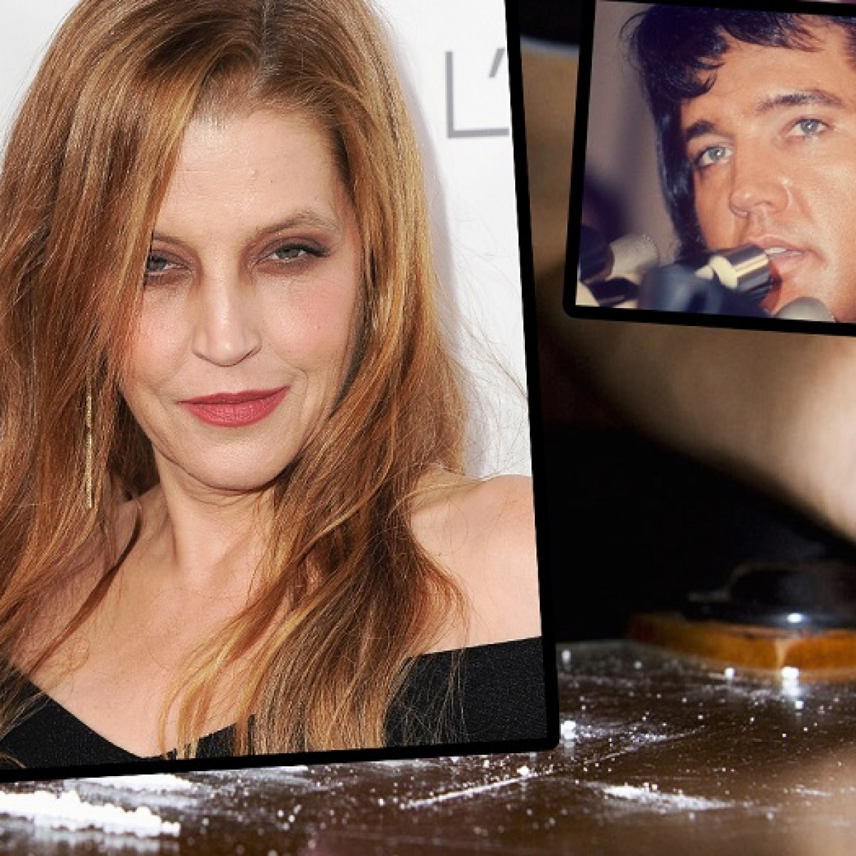 Lisa Marie Presley: Elvis' Daugher's Cocaine Confessions