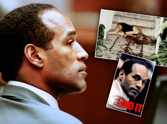 an analysis of oj simpson confession Did oj simpson confess to the murder of nicole brown simpson watch his 2006 interview which fox aired sunday night on the lost confession.