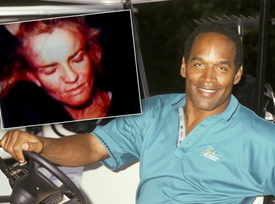 oj simpson murder trial nicole abuse