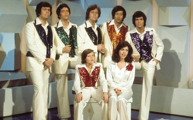 osmonds brothers donny marie scandals