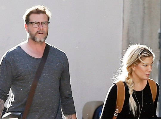 tori spelling marriage divorce fears 911 call