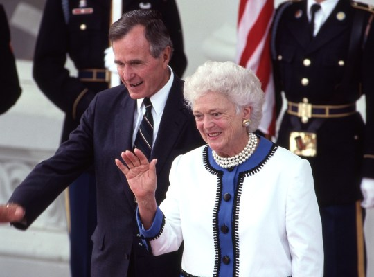 barbara bush dead obituary
