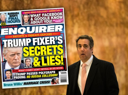 donald trump michael cohen scandals