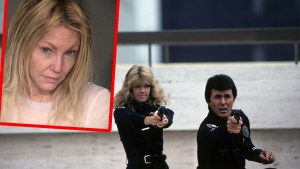 heather locklear violence arrest gun