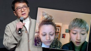 jackie chan scandals lesbian daughter homeless