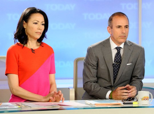 matt lauer sexual harassment ann curry