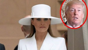 melania trump marriage donald cheating