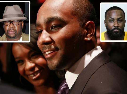 nick gordon bobby brown bobbi death