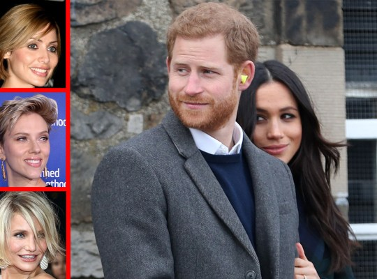 prince harry cheating meghan markle
