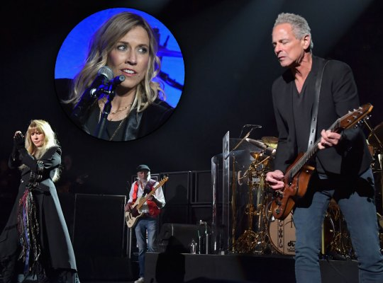fleetwood mac lindsey buckingham sheryl crow