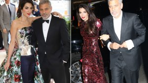 amal clooney weight marriage scandals