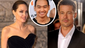 angelina jolie brad pitt custody battle