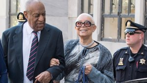 bill cosby rape trial wife camille support