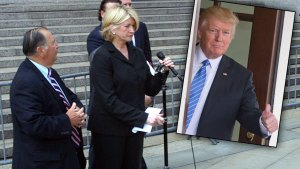 donald trump martha stewart presidential pardon