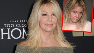 heather locklear drugs addiction scandal