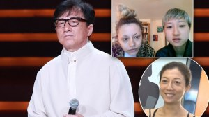 jackie chan lesbian daughter homeless