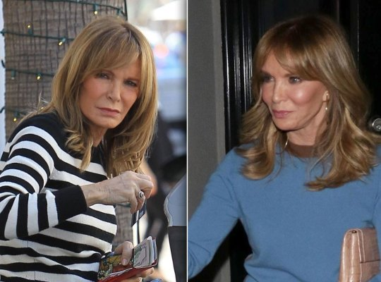 Jaclyn Smith Recovers From Her Plastic Surgery Nightmare