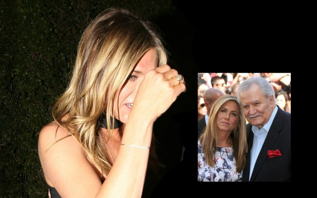 jennifer aniston scandals feuds father