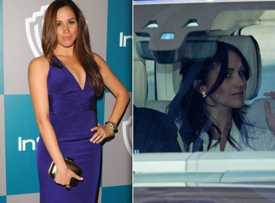 meghan markle royal wedding diet skinny