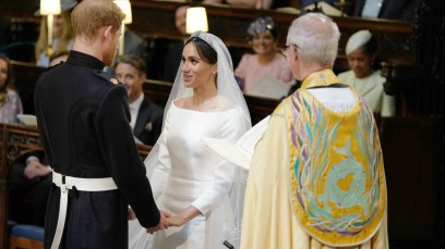 meghan markle wedding dress princess diana