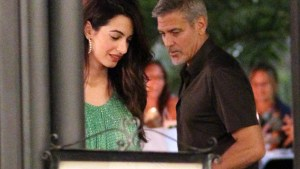 amal clooney george skinny diet weight