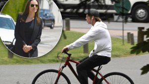 angelina jolie brad pitt custody divorce