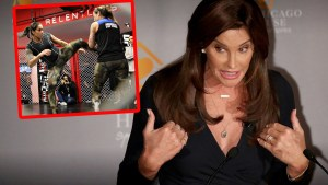 caitlyn jenner mixed martial arts