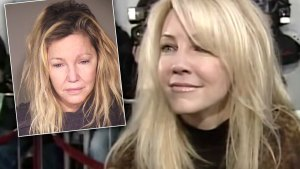 heather locklear arrest rehab meltdowns