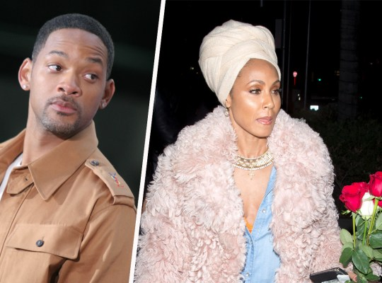 jada pinkett will smith marriage stress