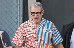 Jeff goldblum jurassic world F