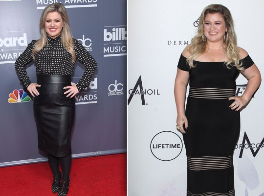 kelly clarkson weight loss diet secrets