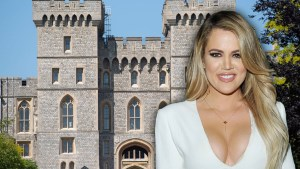 khloe kardashian wedding windsor castle