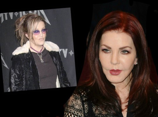 lisa marie presley broke divorce scandals