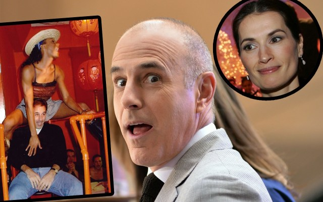 matt lauer fired sex scandal