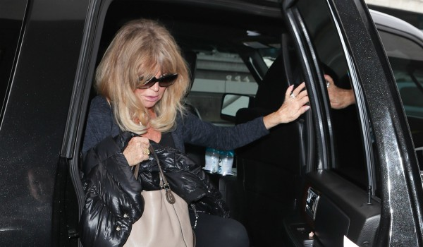 Goldie hawn health scares issues
