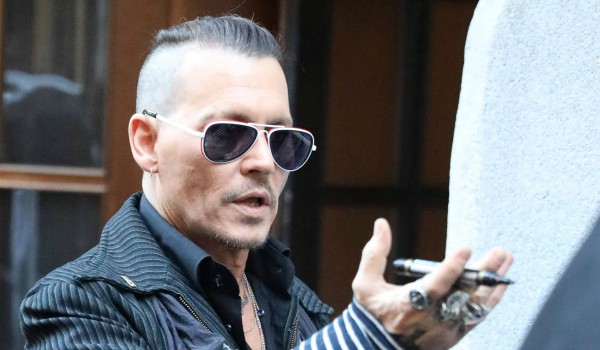 Johnny depp health scares issues