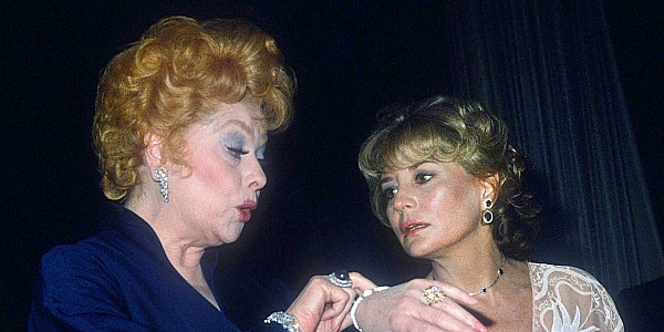 lucille ball celebrity feuds biggest scandals
