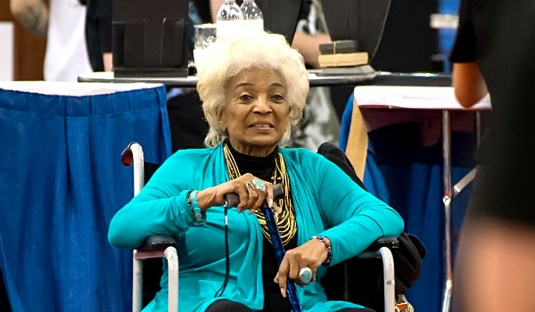 Nichelle nichols health scares issues