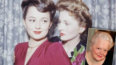 olivia de havilland joan fontaine feud